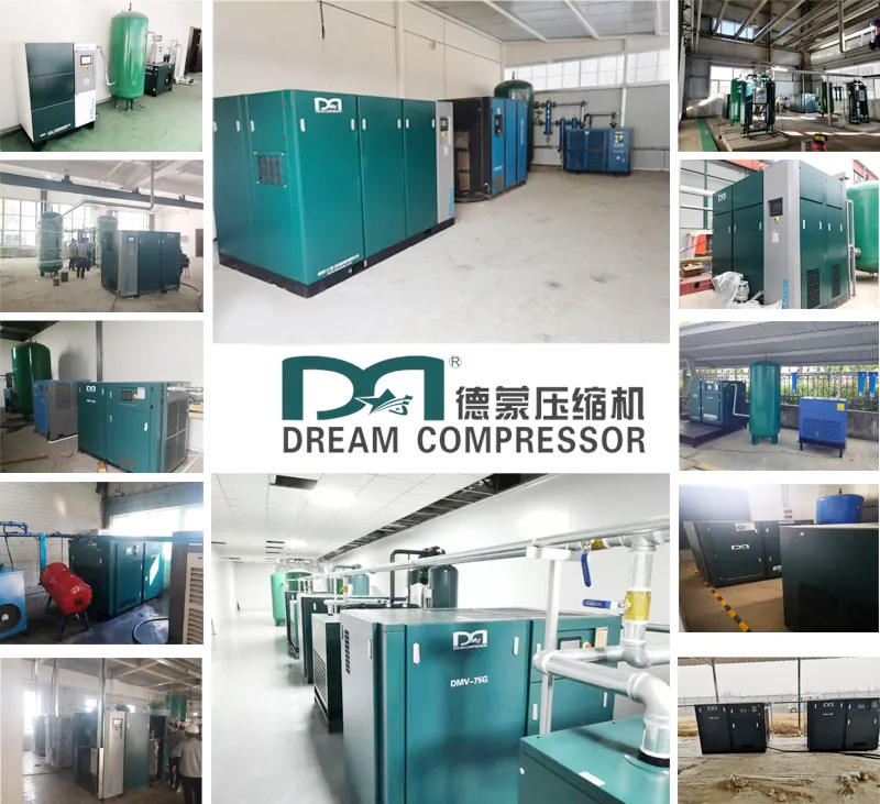Because of energy saving丨Dream has become the trusted choice of state-owned enterprises