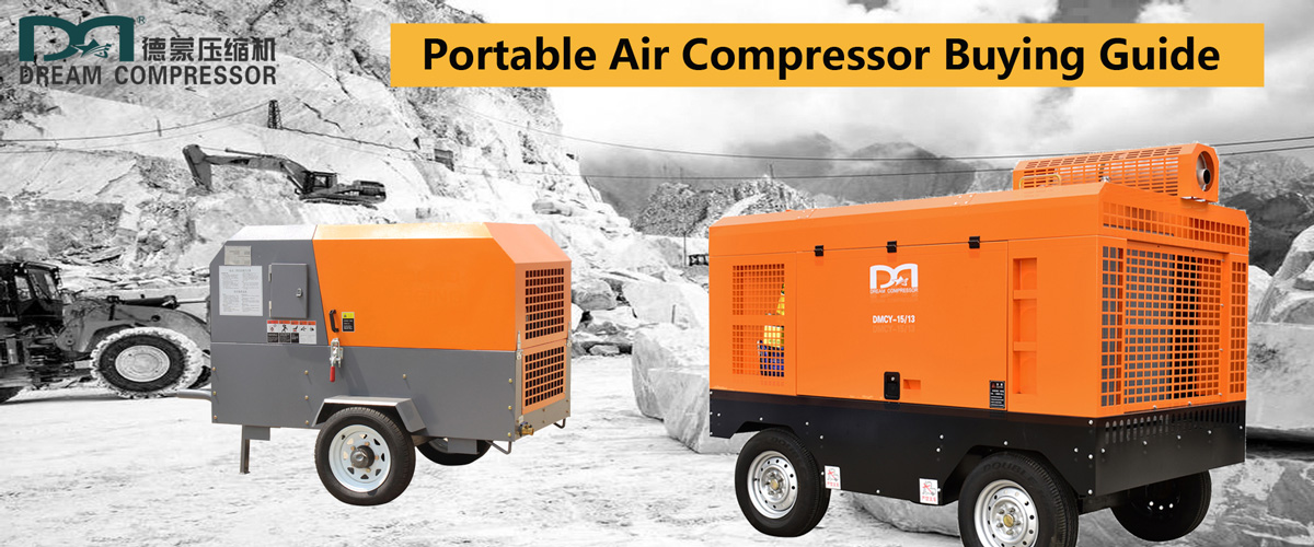Portable Air Compressor Buying Guide