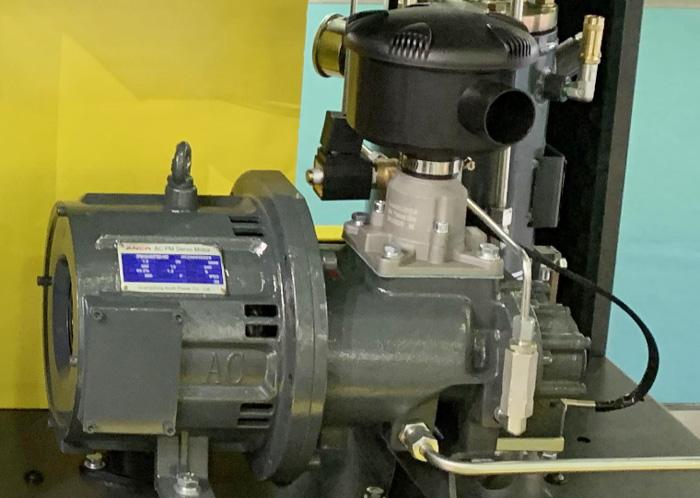 Screw air compressor elements (air-ends)