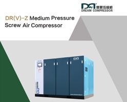 Medium Pressure Direct Drive Screw Air Compressor