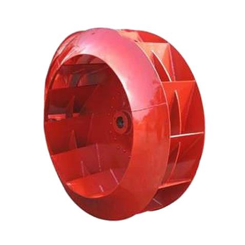 Silent centrifugal fan