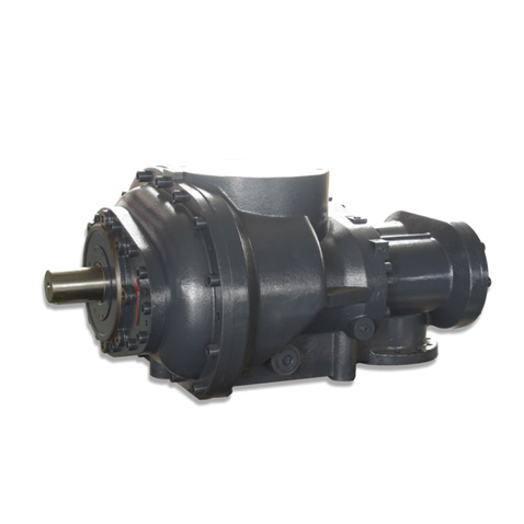 Specialized low pressure air end