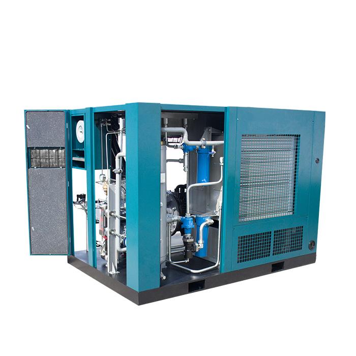 Medium Pressure Fixed Speed Screw Air Compressor