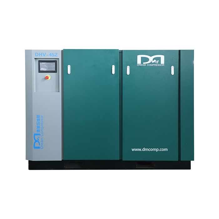 Two Stage Permanent Magnetic Variable Speed Screw Air Compressor