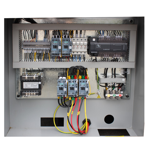 Advanced and reliable electronic control system