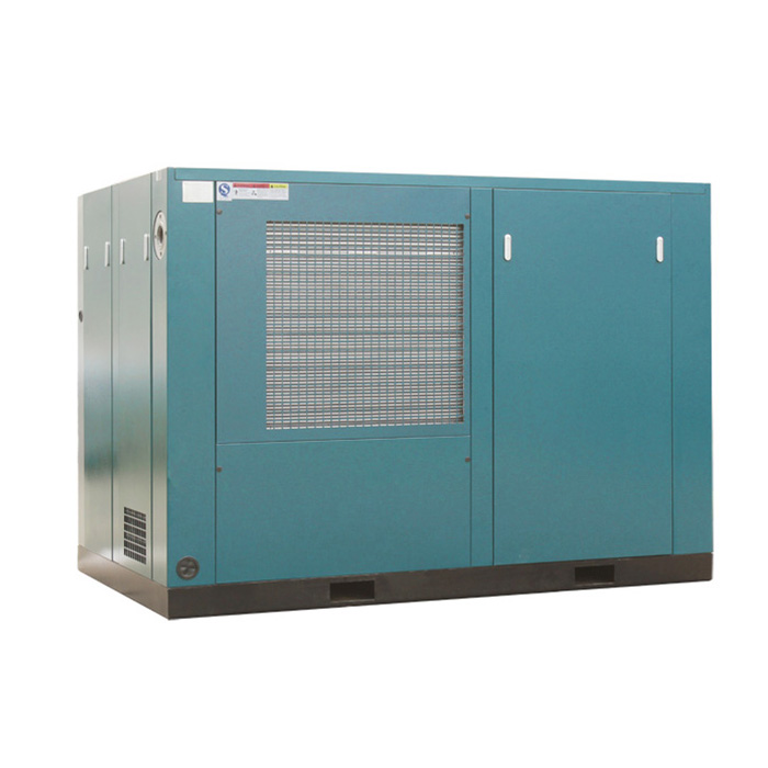 Two Stage Fixed Speed Screw Air Compressor