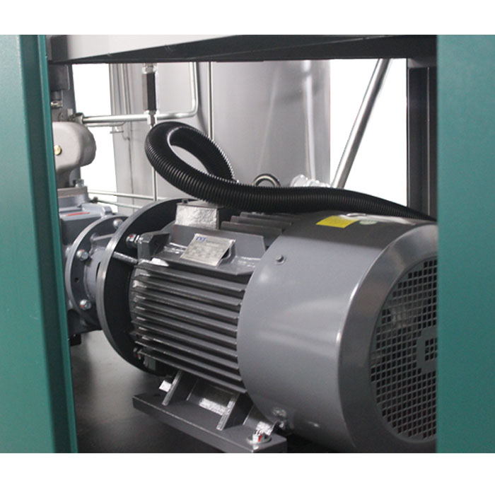 Single Stage Low Pressure Permanent Magnetic Variable Speed Screw Air Compressor (PM VSD)
