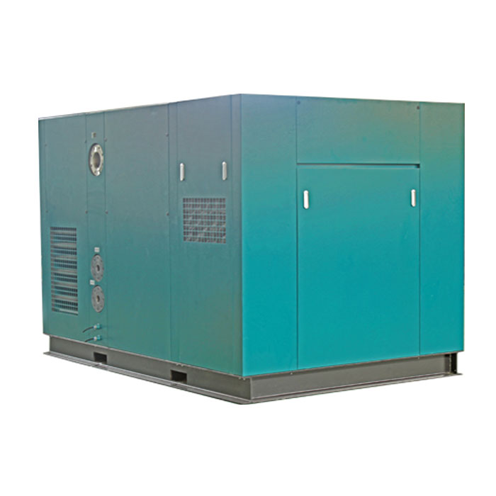 Dry Oil Free Fxed Speed Screw Air Compressor