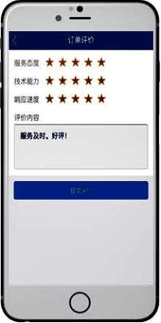 Online service evaluation